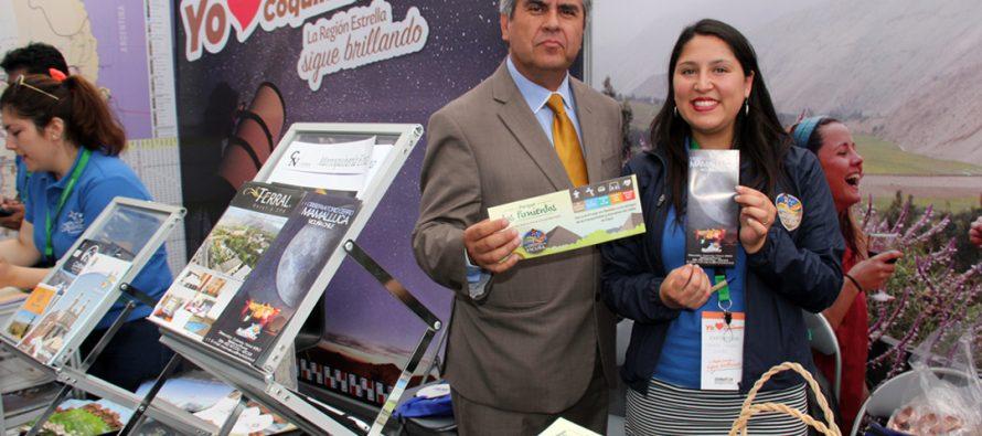 """Vicuña presentará el """"Mes de las Estrellas"""" en la Feria VYVA de Santiago"""