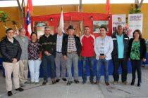 Agricultores y crianceros de Paihuano reciben recursos para rehabilitar sus producciones
