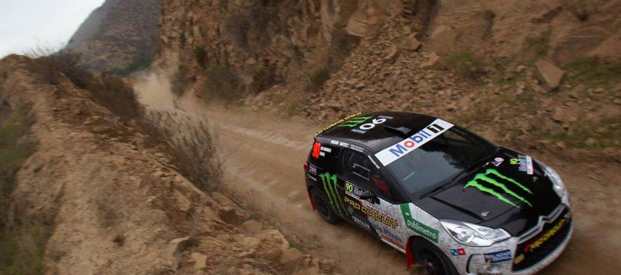 El RallyMobil se comienza a vivir en Vicuña con la realización de la quinta fecha