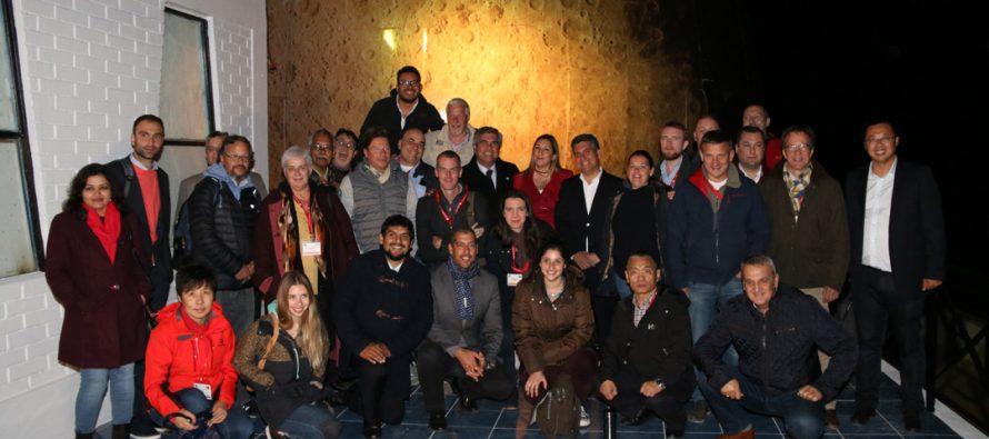 Participantes del Concurso Mundial de Bruselas conocieron las bondades turísticas de Vicuña
