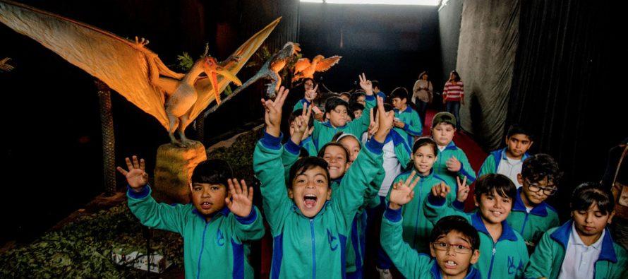 El éxito de dinosaurios robotizados Se extiende hasta el 13 de agosto