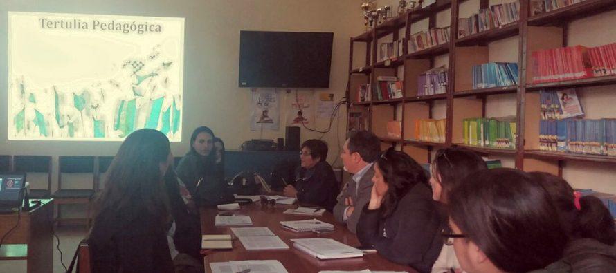 """Realizan Segunda Red Comunal de """"Comunidades de Aprendizajes"""" en El Molle"""