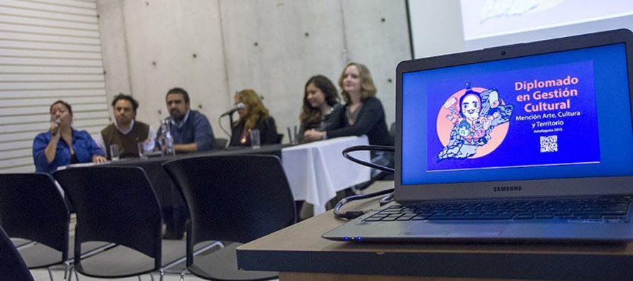 Hoy cierran postulaciones para Diplomado en Gestión Cultural para el Desarrollo Territorial
