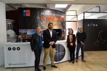 Planetario USACH promoverá astroturismo regional con vanguardista proyección full dome