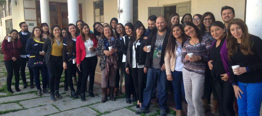 Profesionales de la escuela San Guillermo inician trabajo conjunto con DAEM Vicuña