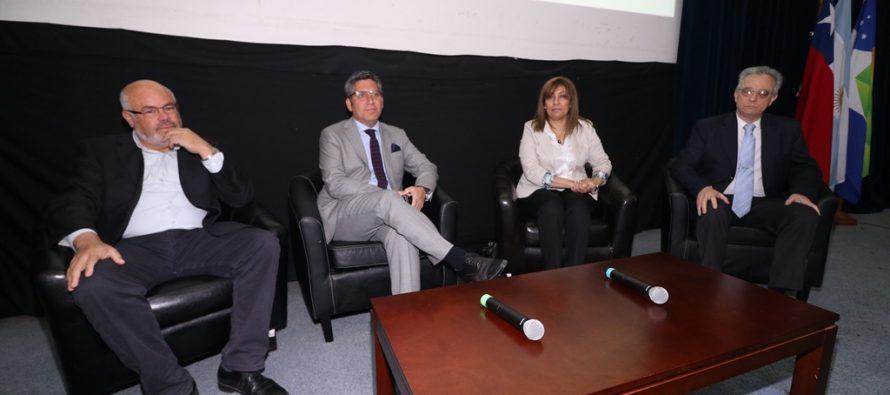 Delegaciones de Chile y Argentina profundizan importancia de la difusión del Túnel Agua Negra