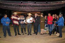 Paihuano inauguró las fondas para estas Fiestas Patrias