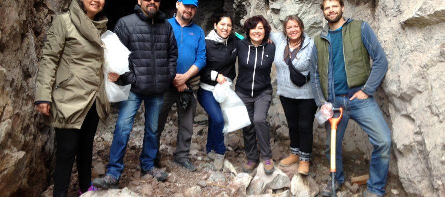 Realizan limpieza de en quebrada de Uchumí como parte del rescate patrimonial de la comuna