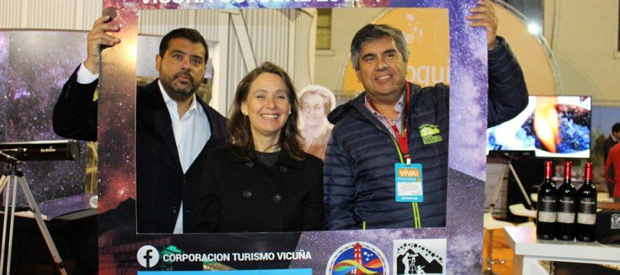 """Vicuña celebra Día Mundial del Turismo con lanzamiento del """"Mes de las Estrellas"""""""