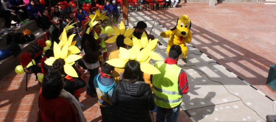 Escuela de Montegrande se queda con el primer lugar de la Trivia Mistraliana 2017