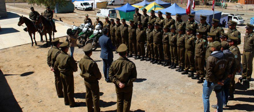 Positiva evaluación policial tras el término de la Pampilla de San Isidro