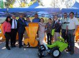 Integrantes de la Agricultura Familiar Campesina vicuñense reciben maquinaria para potenciar sus emprendimientos