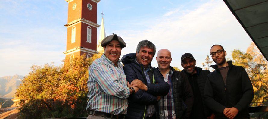 Programa «Recomiendo Chile» visitó Vicuña para dar a conocer a su gente y su gastronomía