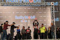RallyMobil: Cristóbal Vidaurre gana en Vicuña y es el nuevo líder en categoría R3