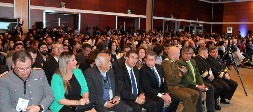 Llamado a incrementar superficies protegidas marca inicio del 4° Congreso Mundial de Áreas Marinas