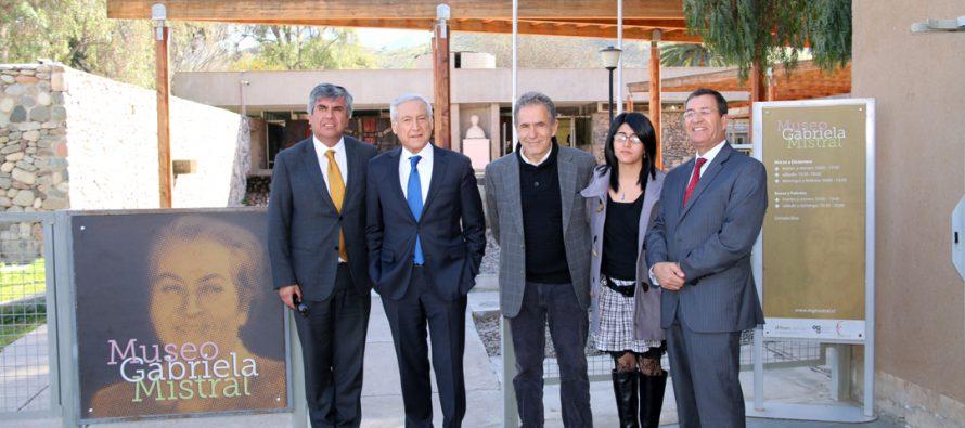 Ministro de Relaciones Exteriores visitó principales atractivos culturales y patrimoniales de Vicuña