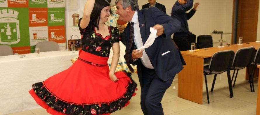Vicuña comienza a vivir las Fiestas Patrias con la inauguración de la Pampilla de San Isidro