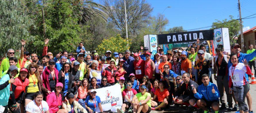 A Coquimbo y Chillán se fueron los primeros lugares del Valle del Elqui Challenge 2017