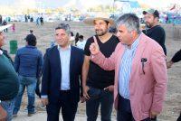 Autoridades de la región evaluaron positivamente la remodelación de la Pampilla de San Isidro
