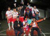 """""""Los Firulácticos"""" sumaron su tricampeonato en la Liga de Baby Fútbol de Vicuña"""