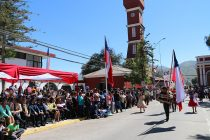 Vicuña celebra los 207 años de vida con gran participación de organizaciones comunitarias