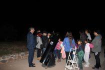 """Programa """"Mamalluca para Todos"""" realizó la primera visita de estudiantes al observatorio"""