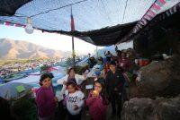 Campistas de la pampilla de San Isidro evalúan positivamente nueva infraestructura