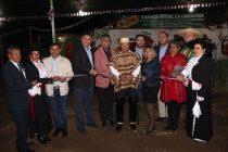 """""""La Chascona"""" abre inauguraciones de fondas en la comuna con celebración de 20 años de vida"""