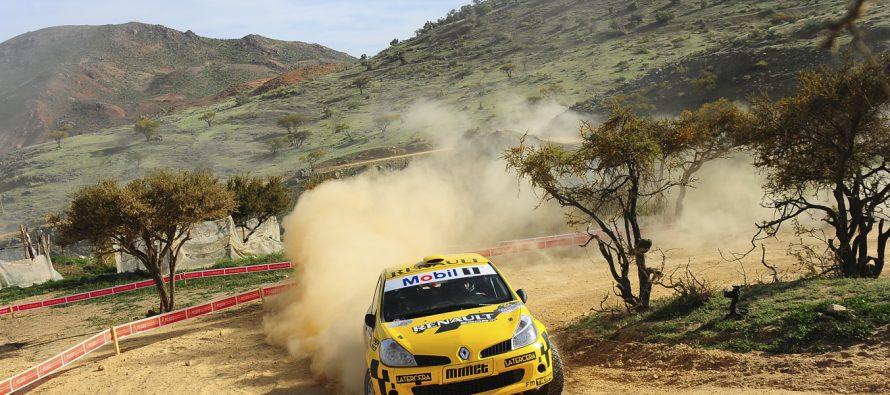 Equipo Renault realizó una destaca participación en el RallyMobil GP Vicuña