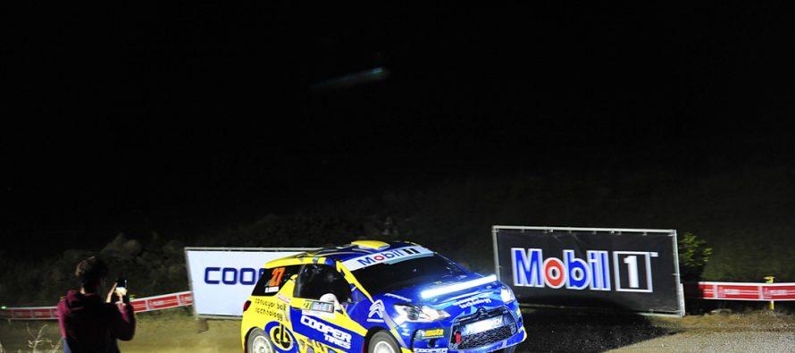 RallyMobil: Cristóbal Vidaurre gana la Súper Especial Nocturna en el Mamalluca