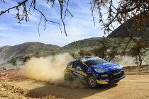 RallyMobil: Cristóbal Vidaurre sigue con la racha ganadora se adjudicó segunda etapa en Vicuña