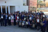 Reconocen la vocación de profesor de Marquesa por llevar la calidad e inclusión a la sala de clases