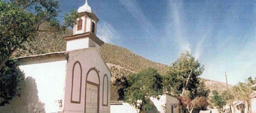 Ex iglesia de Gualliguaica