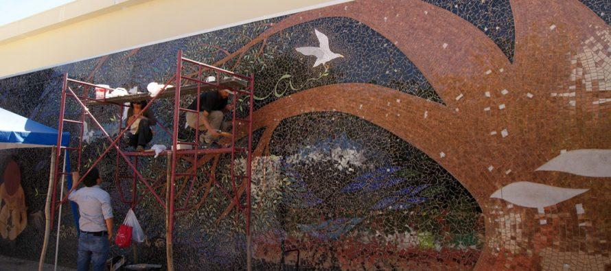 Invitan a participar de taller gratuito de mosaico en la Casa de la Cultura de Vicuña