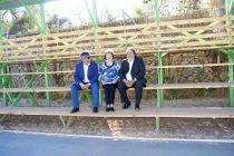 Con inversión regional se consolida en Vicuña polo de desarrollo deportivo recreacional