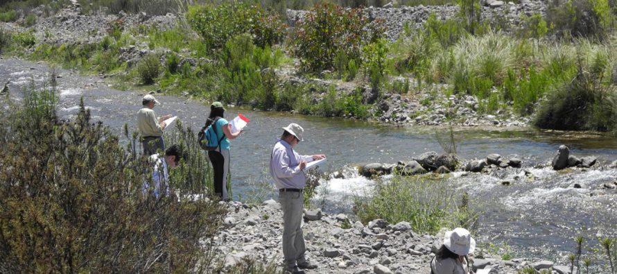 Diagnostican cuenca del Río Elqui para elaborar norma ambiental que proteja su biodiversidad