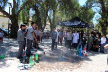 V versión de Feria Científica comunal se desarrolló en la plaza Gabriela Mistral de Vicuña