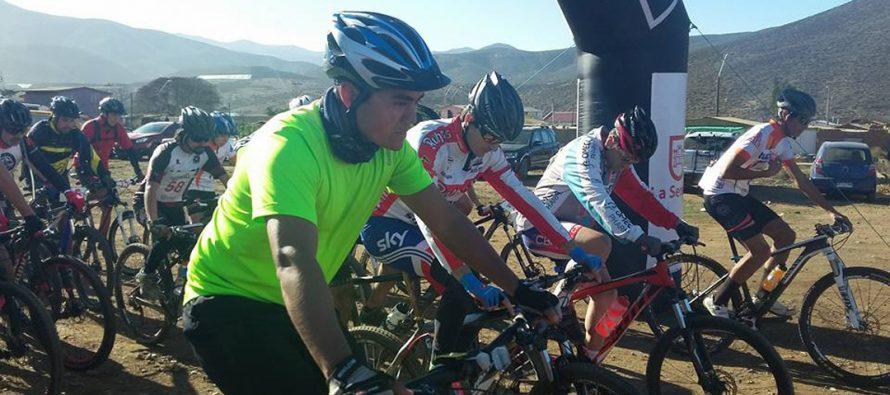 Fiesta Mountain Bike llega a la localidad de Lambert
