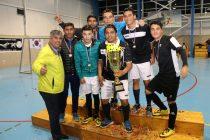 Municipio de Vicuña  y Las Futboleras fueron los campeones de la Liga Laboral de Baby Futbol