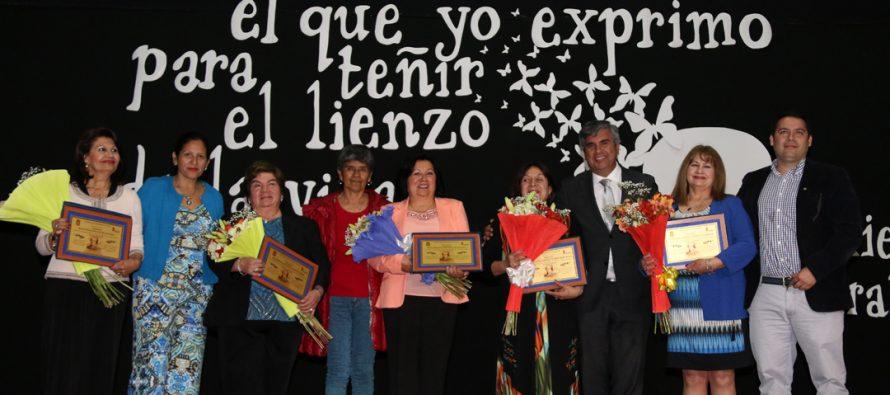 Municipio de Vicuña destaca a los profesores de la comuna en la celebración de su día