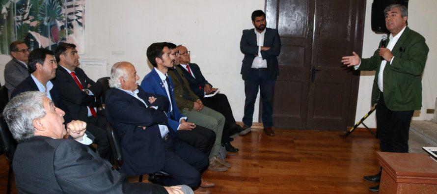 Alcaldes de la región se alinean por presupuestos y por las leyes sin financiamiento