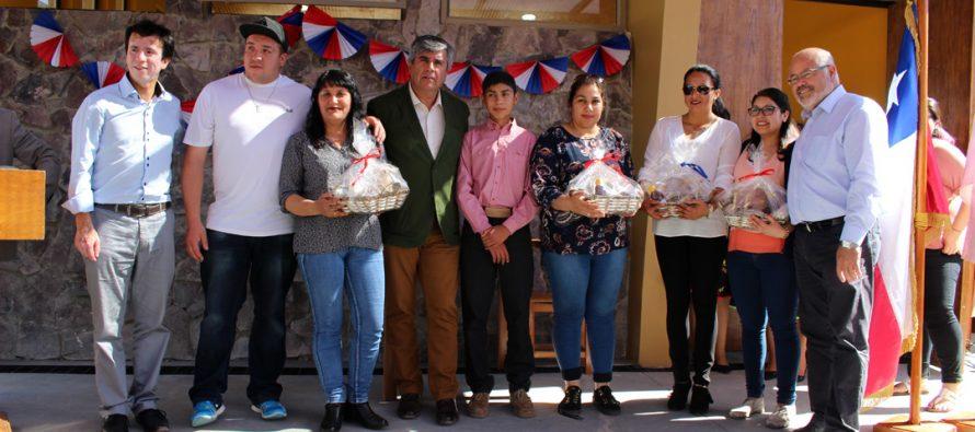 """Vicuña fue la sede del encuentro regional del programa vecinal """"Quiero Mi Barrio"""""""