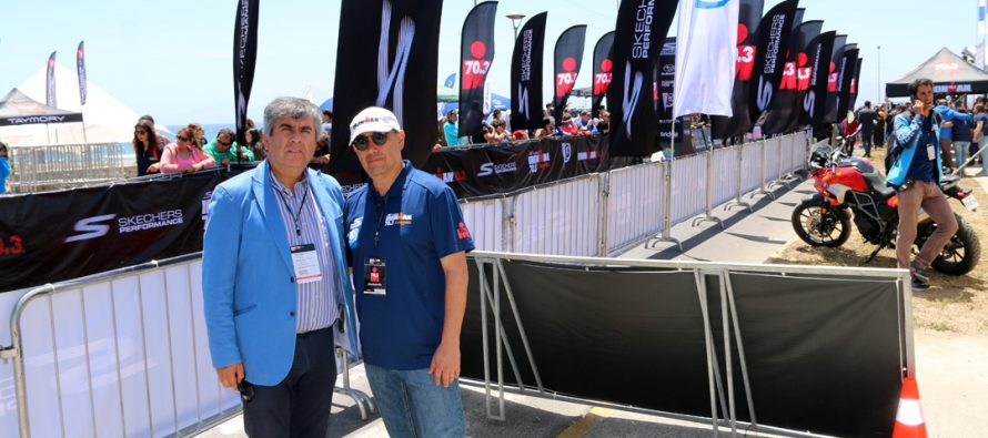 CD Universidad Católica y Vicuña continúan la planificación de triatlón Xterra para el 2018