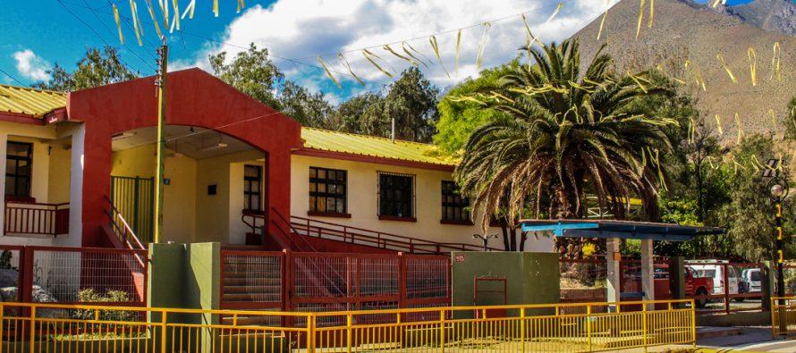 Escuela José Abelardo Núñez busca cautivar a nuevos estudiantes con su sello ecológico