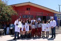 Realizan en Calingasta 2da Feria Científica organizada por escuela José Abelardo Núñez