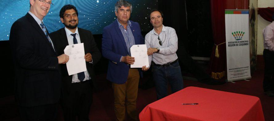 Vicuña protegerá el cielo con ordenanza municipal para evitar contaminación lumínica