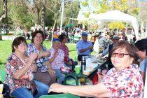Más de 200 adultos mayores fueron parte de la Mateada de las Estrellas en Vicuña