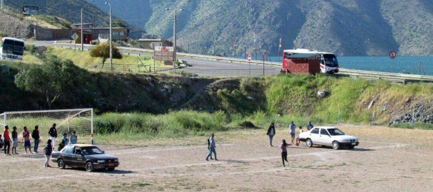Pampilla del Deporte concentró diversas actividades recreativas en localidad de Puclaro