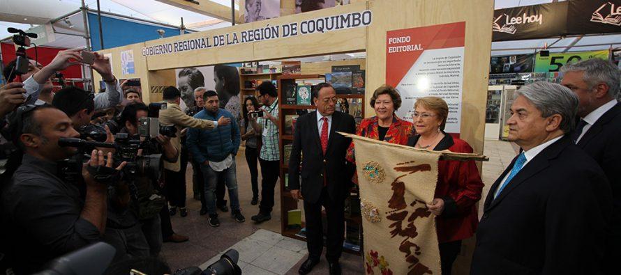 Destacada participación de la región de Coquimbo en la FILSA 2017