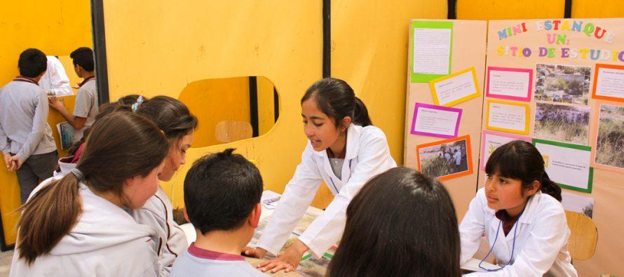 Más de 50 estudiantes de la región participarán de un nuevo Congreso Escolar de Ciencia